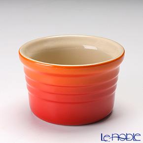 ル・クルーゼ(LeCreuset) ラムカン 8cm オレンジ