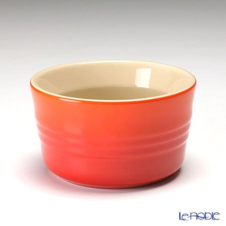 ル・クルーゼ(LeCreuset) ラムカン 10cm オレンジ