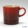 Le Creuset mug 300 Cc-cherry red