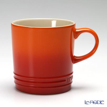 ル・クルーゼ(LeCreuset) マグカップ 350cc オレンジ