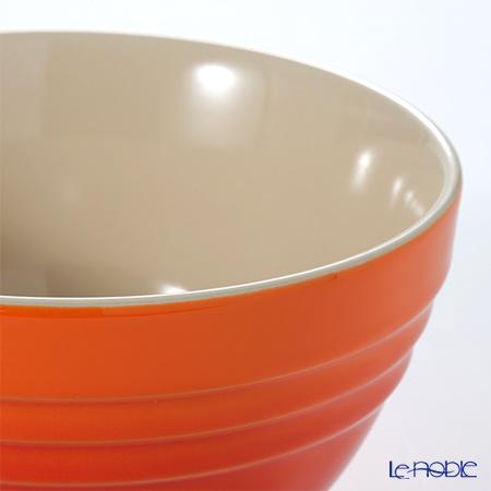 ル・クルーゼ(LeCreuset) ボウル S 13cmオレンジ 0.4L