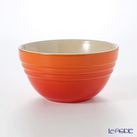 ル・クルーゼ(LeCreuset) ボウル S 13cm オレンジ 0.4L