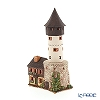 Candle House miniatures chimney / Northern Lithuania ceramics with aromas (incense stand) Frankfurt fleetbergervarte C334N LED Candle...