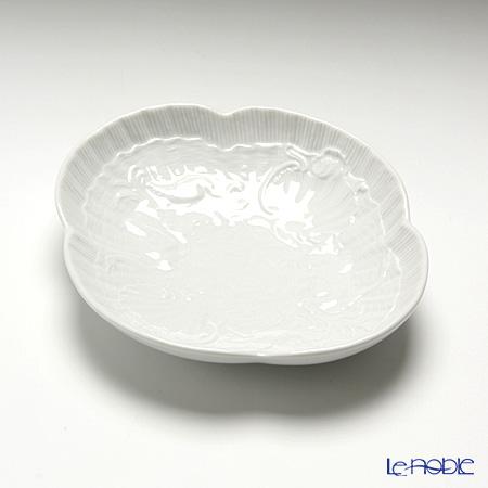 マイセン(Meissen) スワンサービス ホワイト 000001/05284オーバルディッシュ 15×13cm