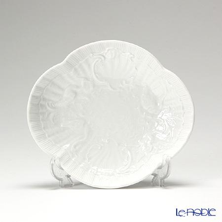 マイセン(Meissen) スワンサービス ホワイト 000001/05284 オーバルディッシュ 15×13cm
