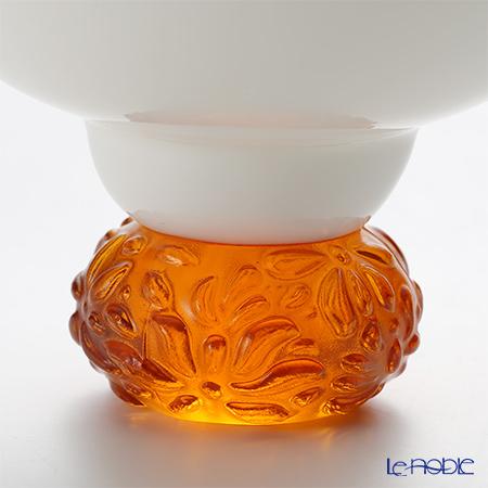 Liuligongfang Liuli Living Glassware (Sake Glass) Seasonal Treasures - Autumn Chrysanthemum CVT068.B14AA