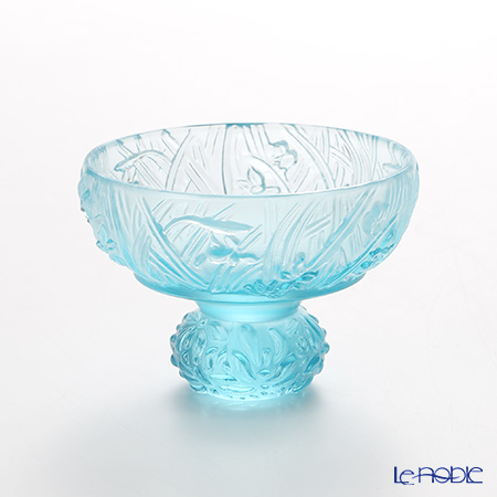 Liuligongfang Liuli Living Glassware (Sake Glass, Shot Glass) - Virtuous Orchid CVT060.A14AM