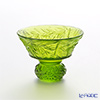 LiuLi Living 'Virtuous Bamboo' Green CVT061 Sake Glass Cup