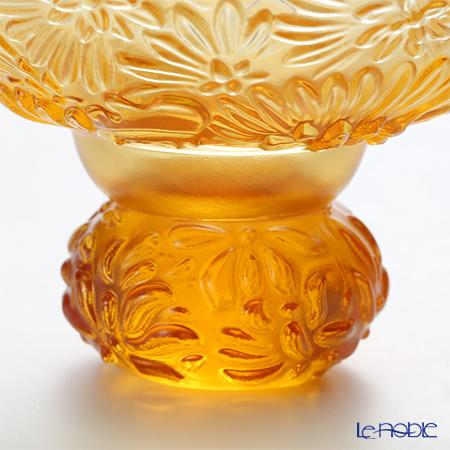 琉璃工房 LIULI LIVING 琉璃酒杯 オレンジ四季君子飲ー菊君子 CVT062.A14AA