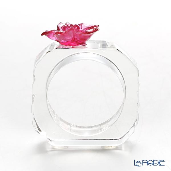 LiuLi Living 'Murmurings of Secrets - Dazzling Ring of Flowers' Pink VGD015 Napkin Holder (set of 6)