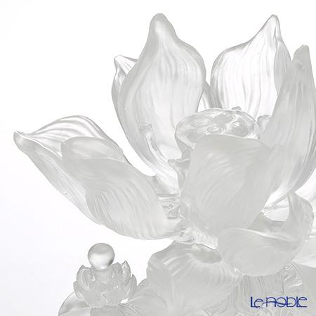 琉璃工房 LIULI GONGFANG オブジェ 六牙の白象福象大吉祥 PEH186.ADA