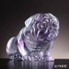 [Back Order] Liuli Gongfang Dog Figurine (Playful Pug)