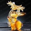 [Back Order] Liuli Gongfang Rabbit Figurine (Zodiac, Bunny)