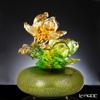 "[Back Order] Liuli Gongfang Feng Shui (Fish, Prosperity) ""A Vase of Riches"