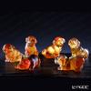 [Back Order] Liuli Gongfang Zodiac (Playful Dogs)