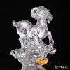 [Back Order] Liuli Gongfang Crystal Sheep Figurine (Favorable)