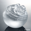 [Back Order] Liuli Gongfang Crystal Flower Figurine (Symbolize Ubiquitous Joy)