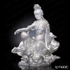 [Back Order] Liuli Gongfang Mortal Smille (Bodhisattva, Guanyin) Guanyin of Fulfillment and Purity PED248. ADAAZ