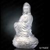 [Back Order] Liuli Gongfang Mortal Smile (Bodhisattva, Guanyin) Meditation in Spring Wind PED247. ADAAZ
