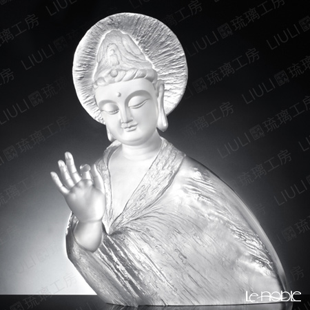 [Back Order] Liuli Gongfang Only Love, Only Concern (Bodhisattva, Guanyin) Resolution in Practice PED231. ADAAZ
