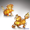 [Back Order] Liuli Gongfang Mythical Creature (Guardian and Protection)  (Set of 2)