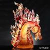 [Back Order] Liuli Gongfang Crystal Horse Figurine (Immortality)