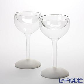 シロデザイン BL110001デザイア ワイングラス ペア