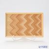 YUI TABLE WEAR ユイテーブルウェア(岐恵木工・吉田)こぼん(多目的トレイ) Y-014 16×25cm