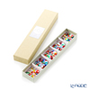 Tsugaru Vidro 'Nebuta' Mix Color F-71393 Chopstick Rest (Le noble Original set of 5)