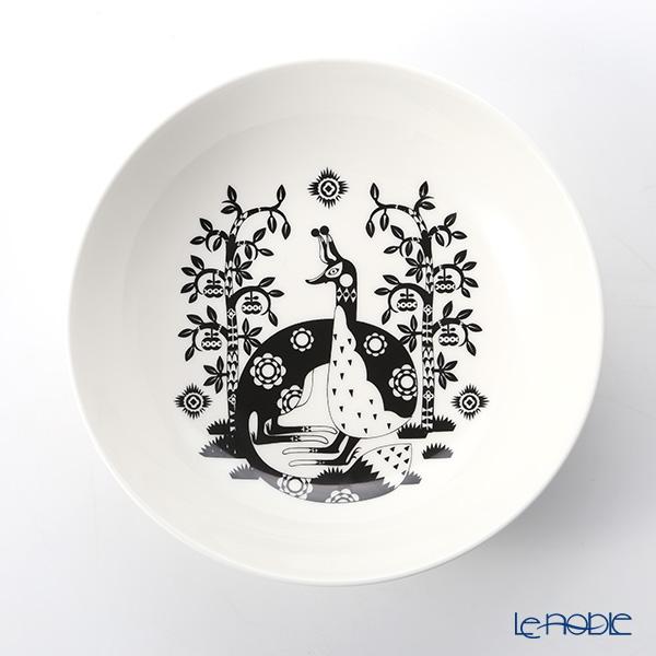 Iittala Taika Deep plate 22 cm black