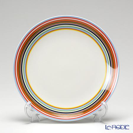 Iittala 'Origo' Orange Plate 20cm