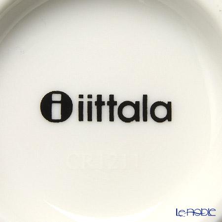 イッタラ(iittala) タイカ ホワイトエスプレッソカップ&ソーサー 100ml