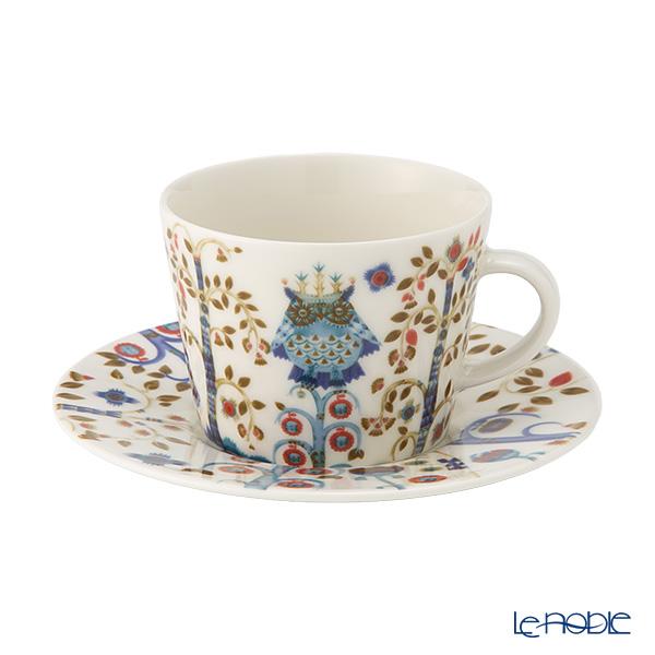 イッタラ(iittala) タイカ ホワイト コーヒーカップ&ソーサー 200cc