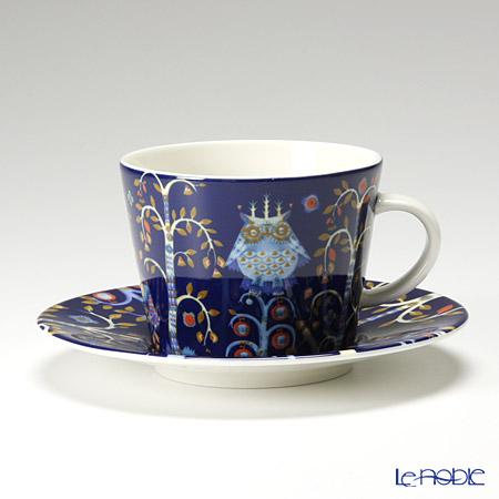 イッタラ(iittala) タイカ ブルー コーヒーカップ&ソーサー 200cc