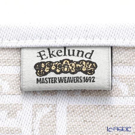 EKELUND napkin 35 x 35 cm 08 orteblarose beige cotton 55% linen 45%