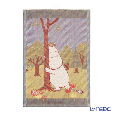 Ekelund Moomin Kitchen Towels 35 x 50 cm Lucky tree, 100% Organic Cotton
