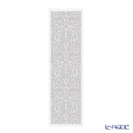 エーケルンド テーブルランナー 35×120cmアルモゲ グレイ 19 コットン55%リネン45%