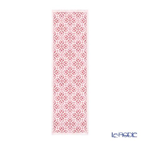 エーケルンド テーブルランナー 35×120cmアンナ レッド 03 コットン55%リネン45%