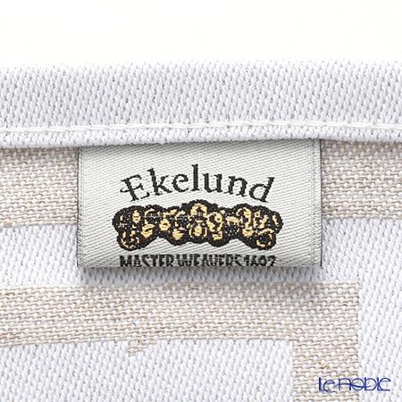 EKELUND place mat 35 x 48 cm Desi are beige cotton 55% linen 45%