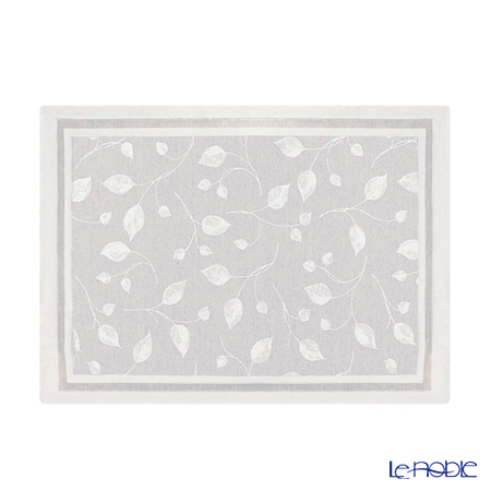 Ekelund 'Desiree (Leaf)' Beige Place Mat 48x35cm