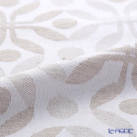 EKELUND tablecloths 150 x 150 cm 08 Anna beige cotton 55% linen 45%