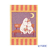 EKELUND Moomin towel 35 x 50 cm Sweet heart 100% certified organic cotton