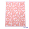 EKELUND blanket 72 x 105 cm Moomin Valley pink 100% cotton