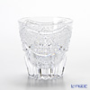 Horiguchi glass Edo kiriko cut glass basket (d) Chrysanthemum lead sentence heaven open Miniloc K7311 ( tethered mystery, expanding greatly Kagome