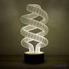 BULBING 3Dアートランプスパイラル ※USB電源仕様(ACアダプターとの併用可能)※