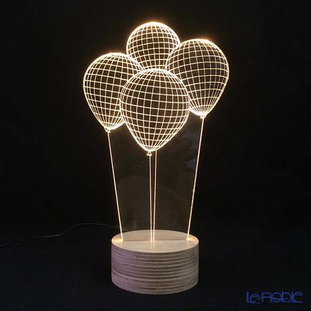 BULBING 3Dアートランプ バルーン ※USB電源仕様(ACアダプターとの併用可能)※