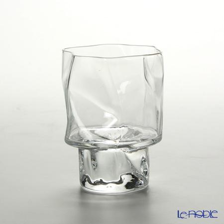 小松誠デザイン COM CRUMPLE クリア ワイン(S) 120cc