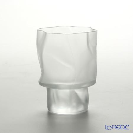 小松誠デザイン COM CRUMPLE フロスト ワイン(S) 120cc