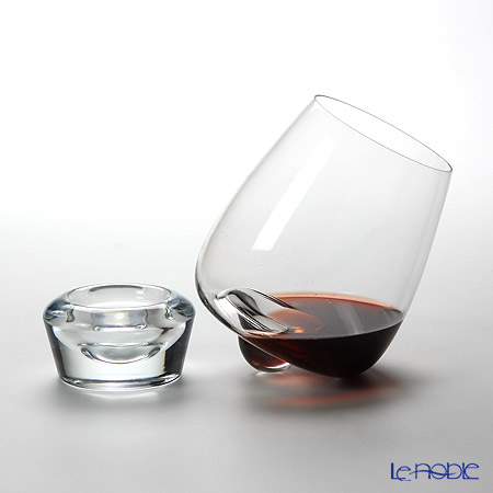 Tajima Glass 'Winebler' TG09-009-1C Cup with Holer 440ml TG09-009-1C【传统工艺】田岛玻璃 葡萄酒通用杯