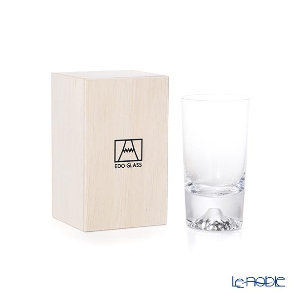 【伝統工芸】田島硝子 富士山グラス ミニタンブラー 150ml TG20-015-MT 【田嶌】【Fujiグラス】